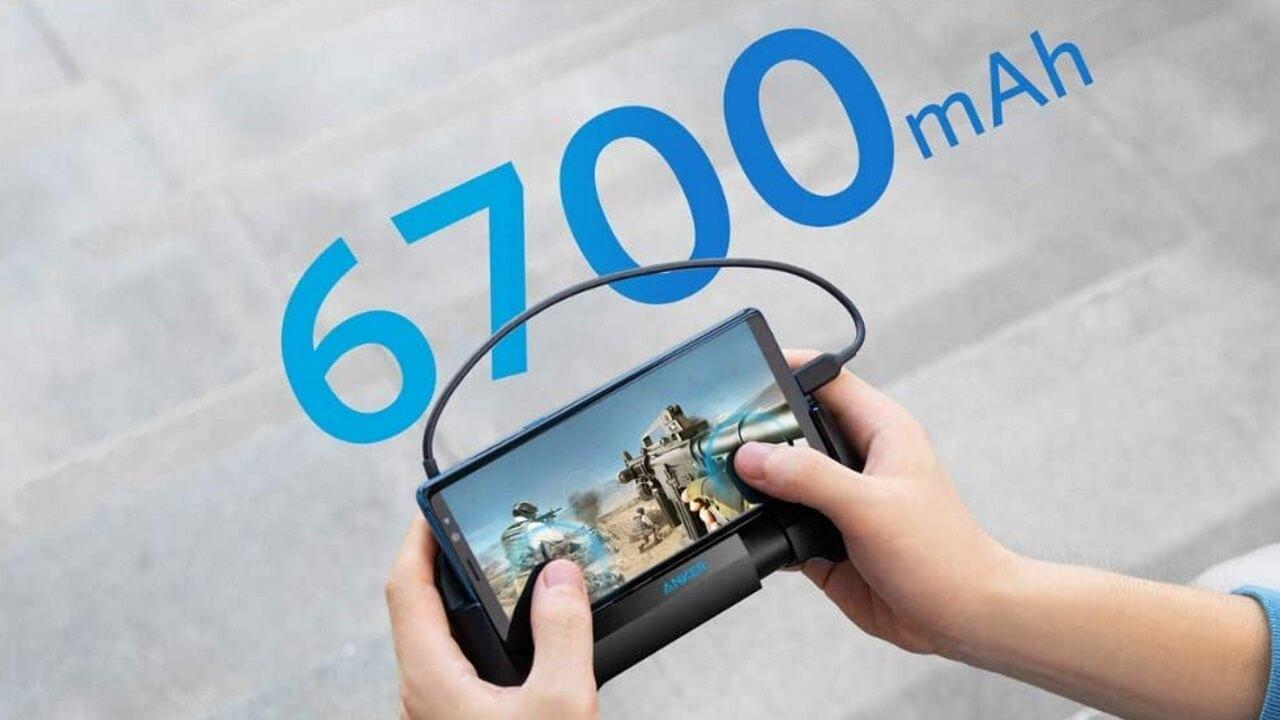 冷却ファン搭載ゲーミングモバイルバッテリー「Anker PowerCore Play 6700」が20%引き【Amazonタイムセール祭り】