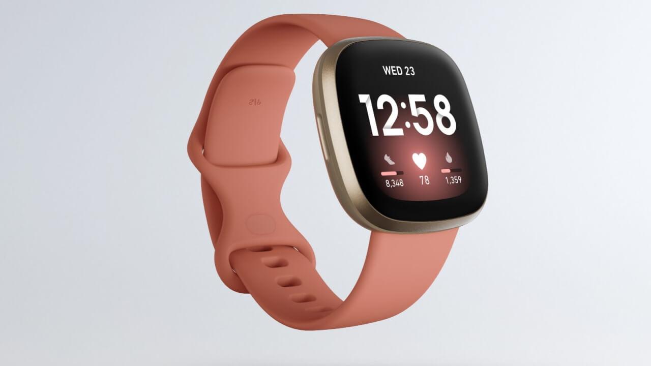 Fitbit、Googleアシスタント新搭載「Versa 3/Sense」発表