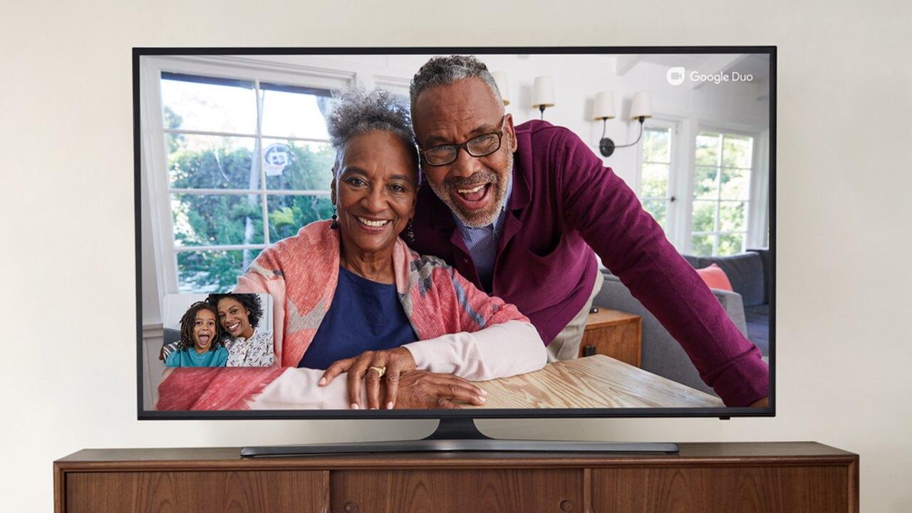 「Google Duo」Android TV向けベータアプリ提供へ