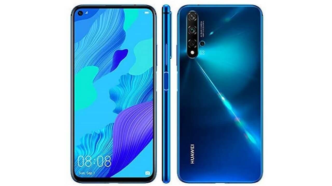 国内版「Huawei nova 5T」特価【Amazonの初売り2021年】