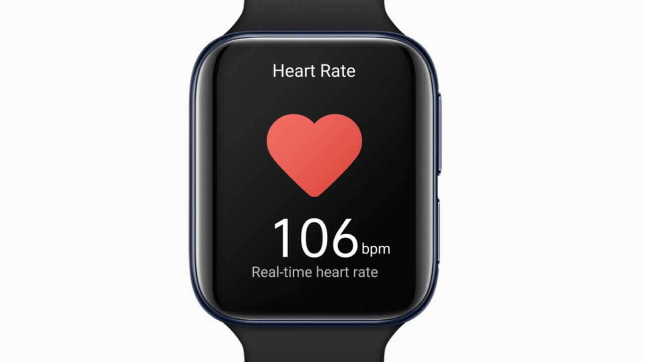 少し延期!新型Wear OS「OPPO Watch」9月4日発売