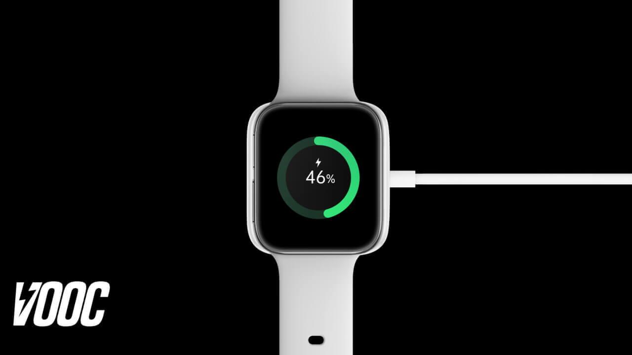 新型Wear OS「OPPO Watch」ホワイトがようやく国内発売
