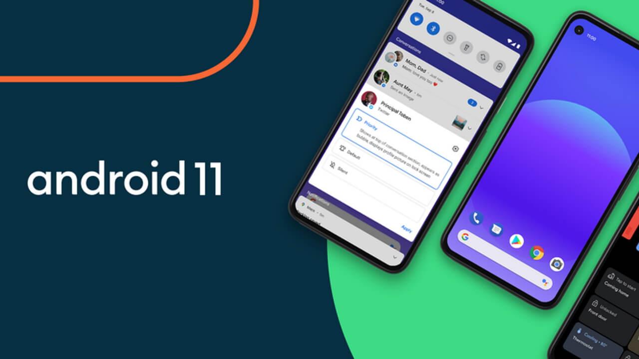 正式版「Android 11」提供開始!「Pixel 4a」は初のアップデート