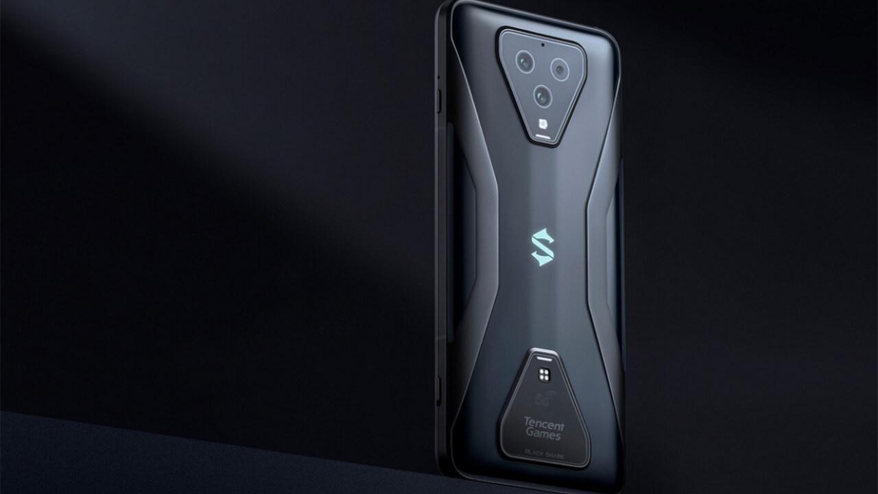 5G対応国内版「Black Shark 3」発売