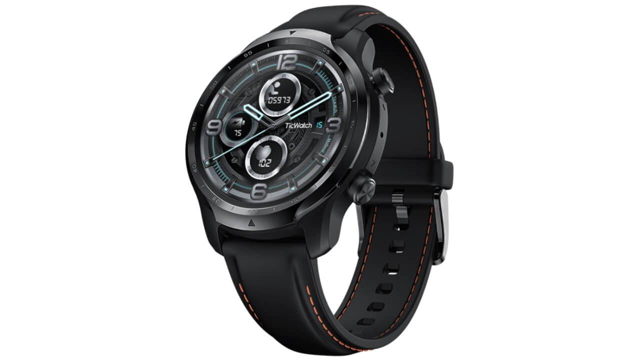 新世代Wear OS「Ticwatch Pro 3 GPS」楽天とYahooでも取り扱い開始