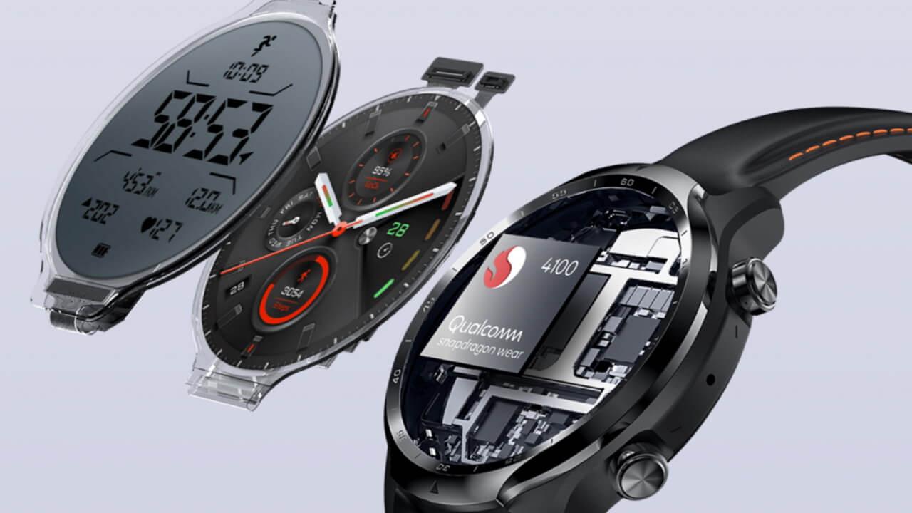 みちびき対応!新世代Wear OS「Ticwatch Pro 3 GPS」発表&発売