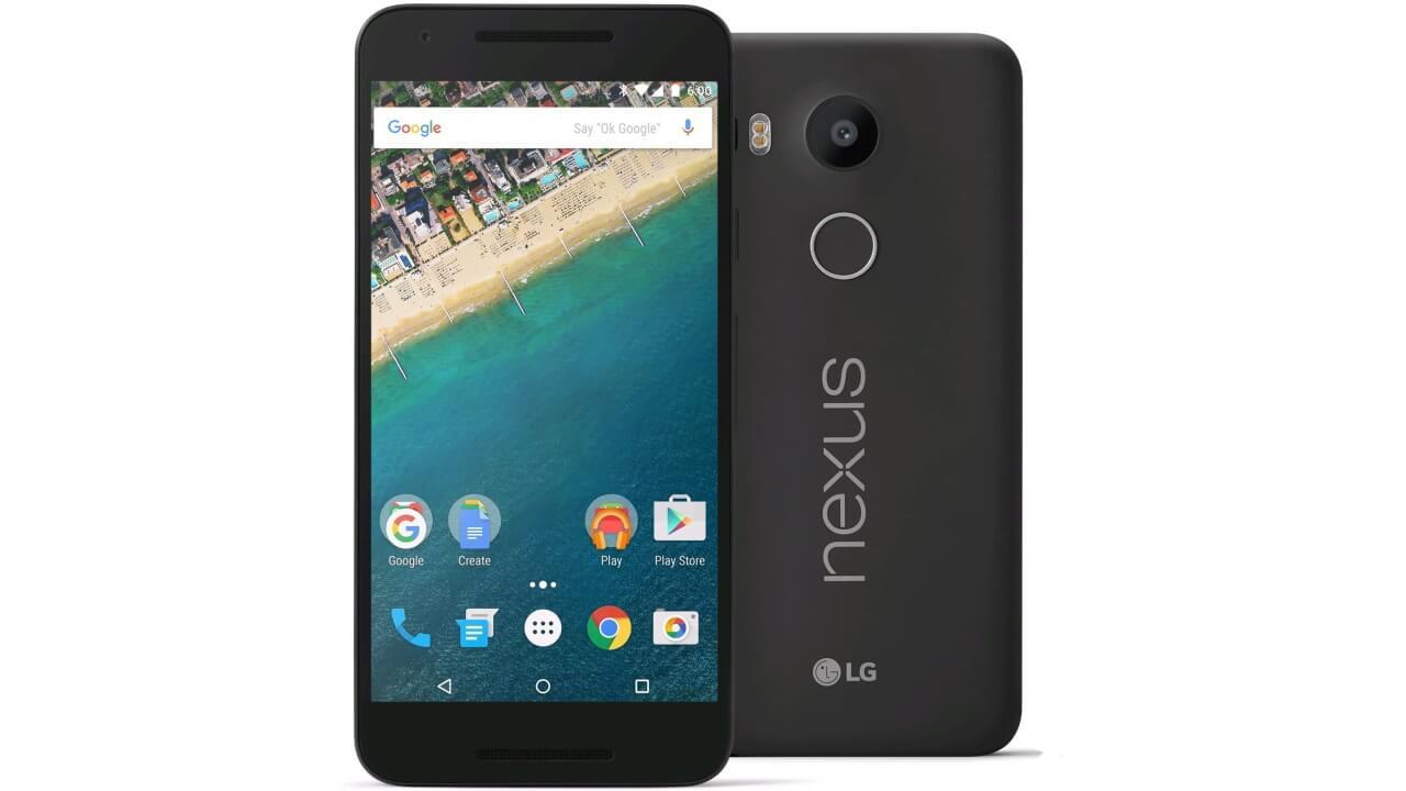 イオシス、希少「Nexus 5X」未使用品を限定特価で販売【9月30日まで】
