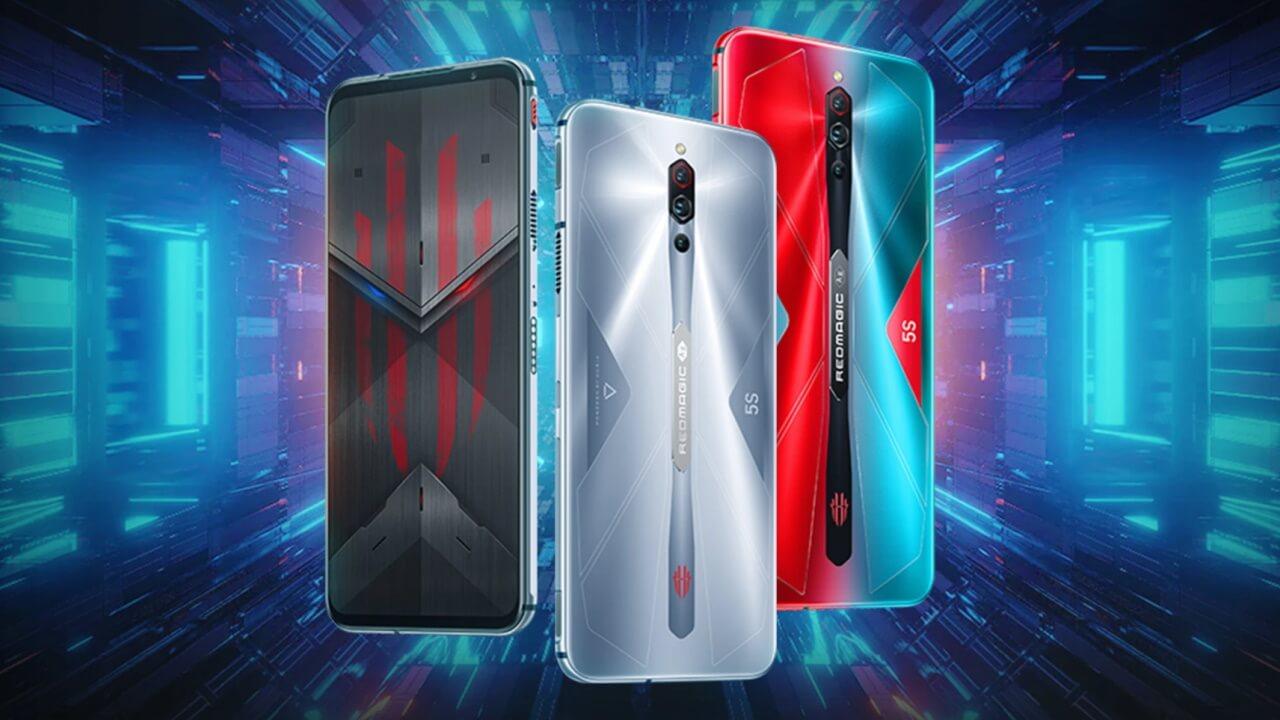エアフロー効率45%向上!ゲーミングスマートフォン「Nubia RedMagic 5」国内発売!