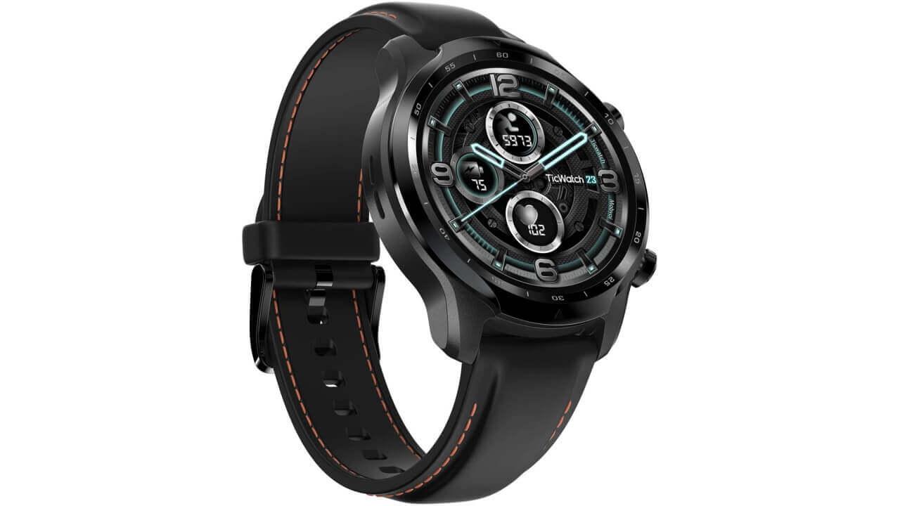 注意!「Ticwatch Pro 3 GPS」注文時は英語の住所で