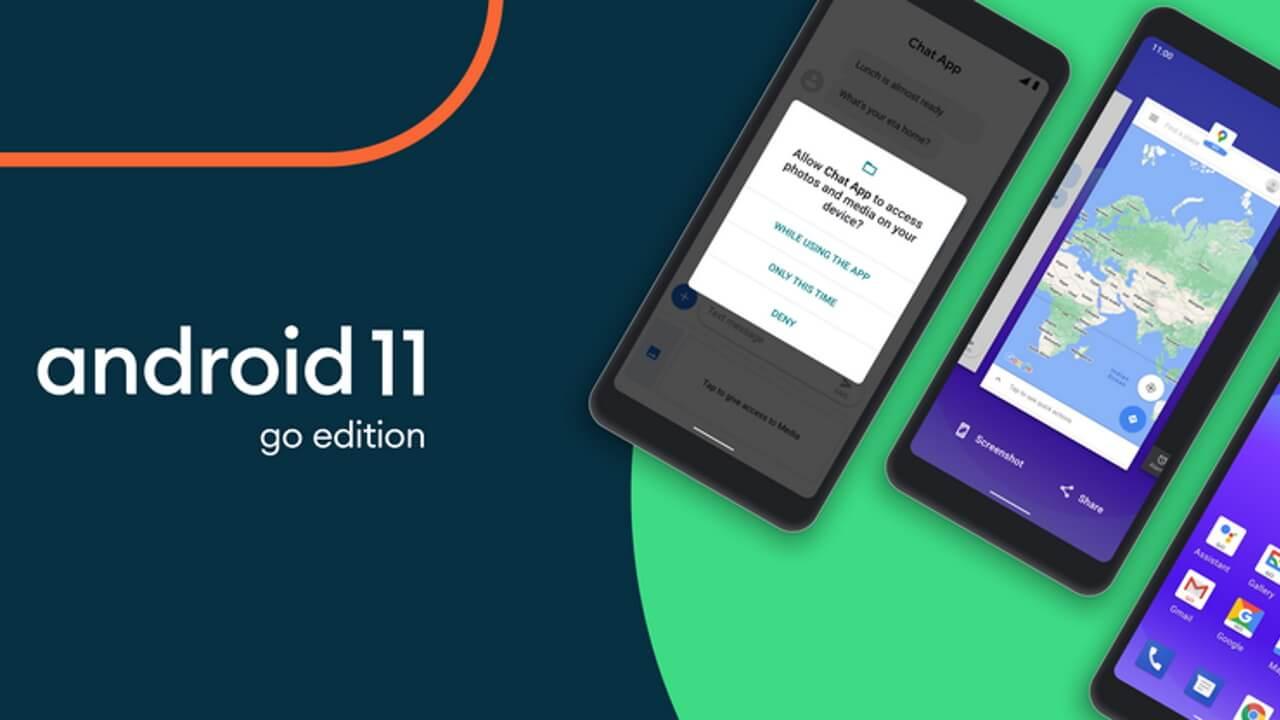 「Android 11(Go Edition)」概要発表!ジェスチャーナビゲーションなど採用へ