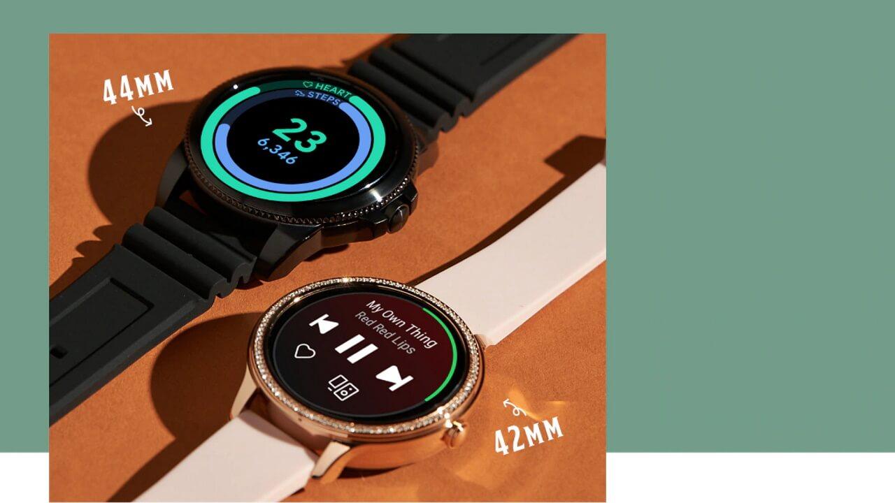 Fossil、第5世代Wear OS派生モデル「Gen 5E」発表&発売