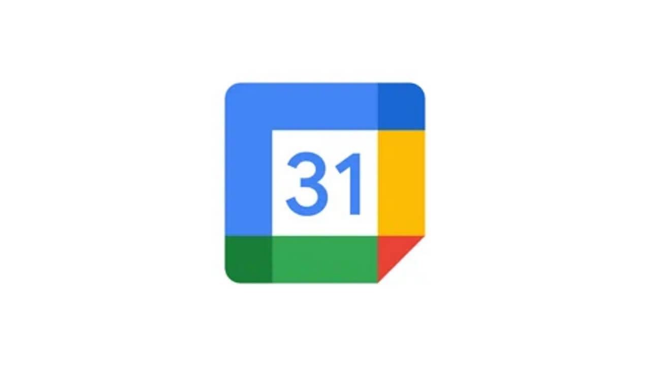 iOS「Google カレンダー」がロゴ刷新
