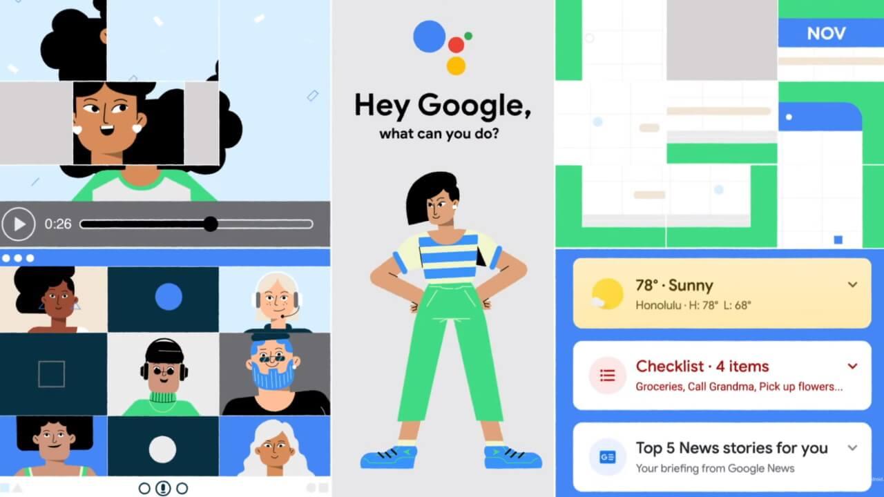「Google アシスタント」ショートカットが提供開始【英語のみ】