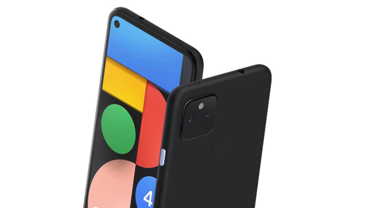 「Pixel 4a(5G)」世界に先駆けて日本先行発売