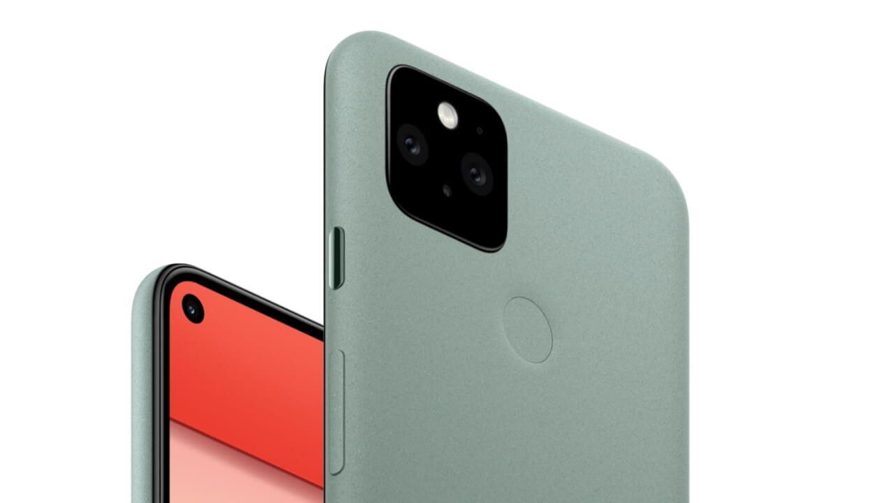 5G対応新世代「Pixel 5」国内発売