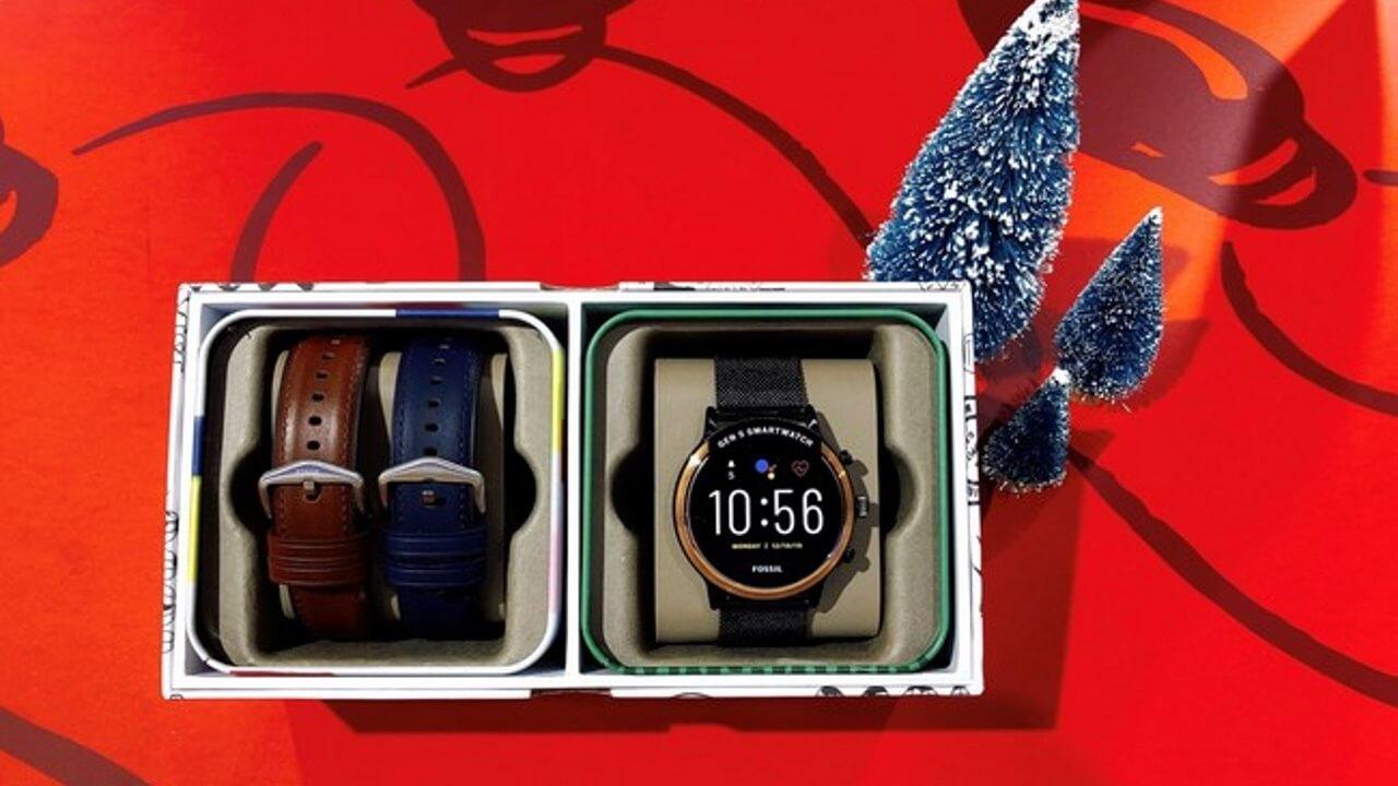 Wear OS「Fossil Julianna HR」限定モデル国内発売
