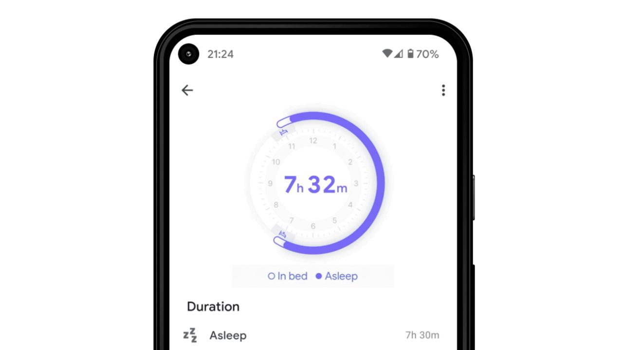 「Google Fit」睡眠情報拡充へ