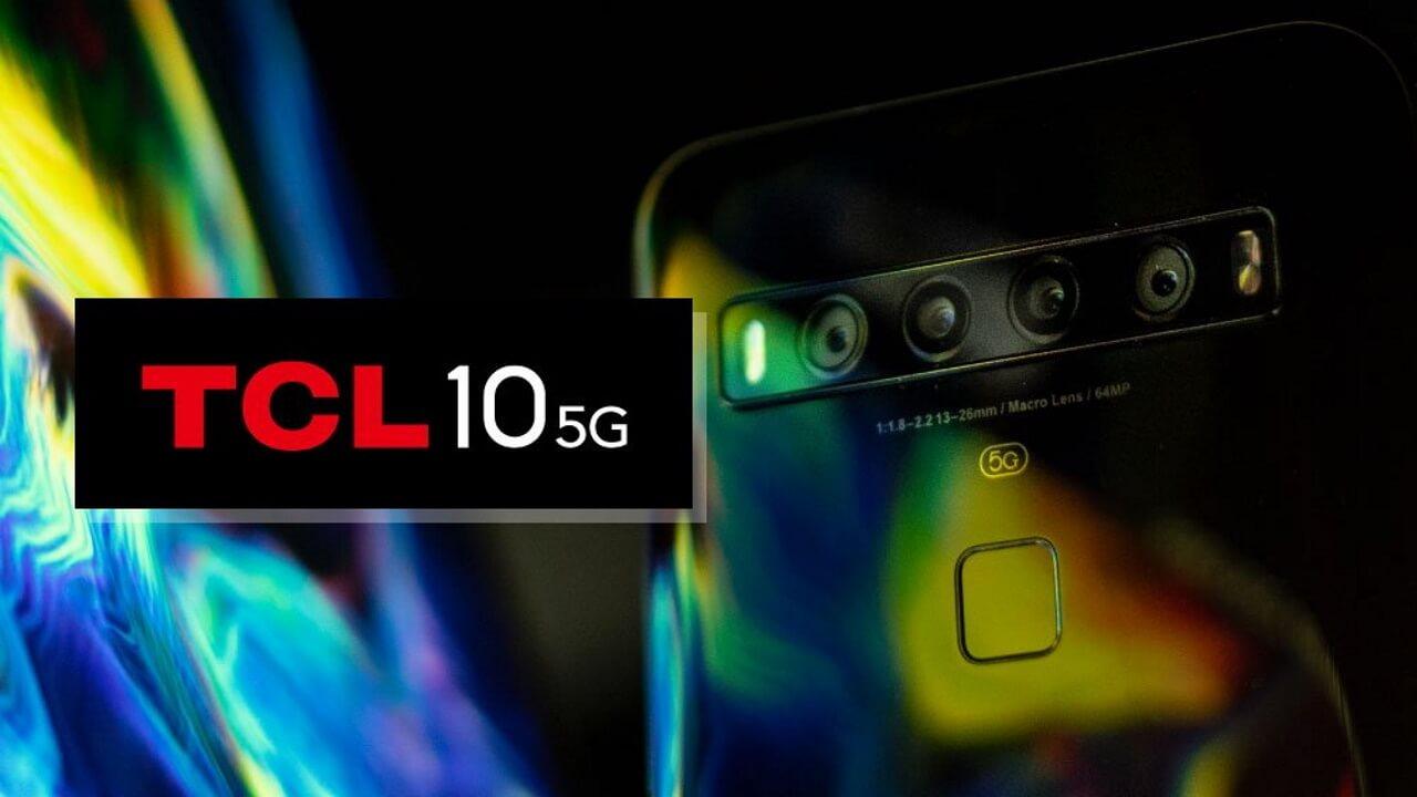 FOX、5G対応「TCL 10 5G」国内発売