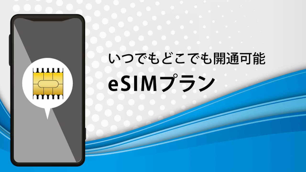丸紅、法人向けフルMVNOにeSIMプランを追加