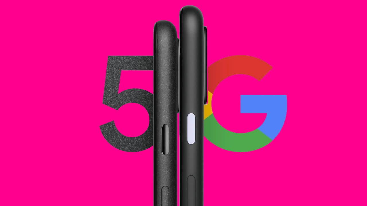 国内版「Pixel 5/4a(5G)」楽天モバイル5Gに対応