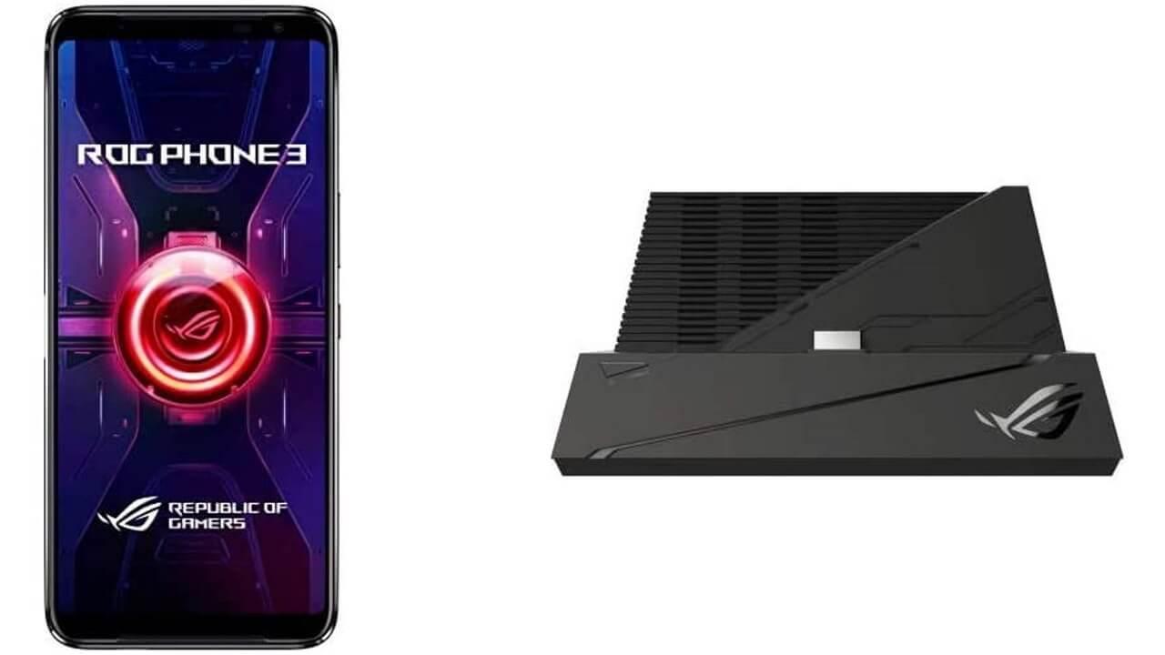 12GB RAM「ROG Phone 3」+クレードルセットが特価【Amazon年末の贈り物セール】
