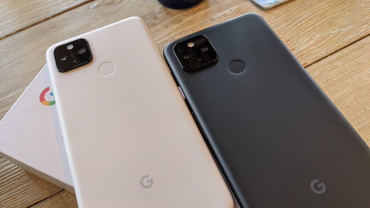 Pixel 4a(5G)