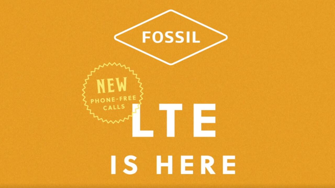 Fossil初LTE対応Wear OS「Gen 5 LTE」米国で発表