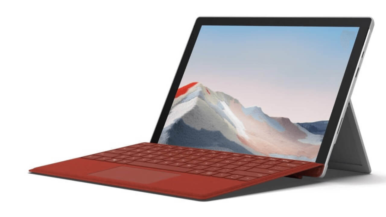 ビジネス向け!第11世代Intelプロセッサ搭載「Surface Pro 7+」正式発表