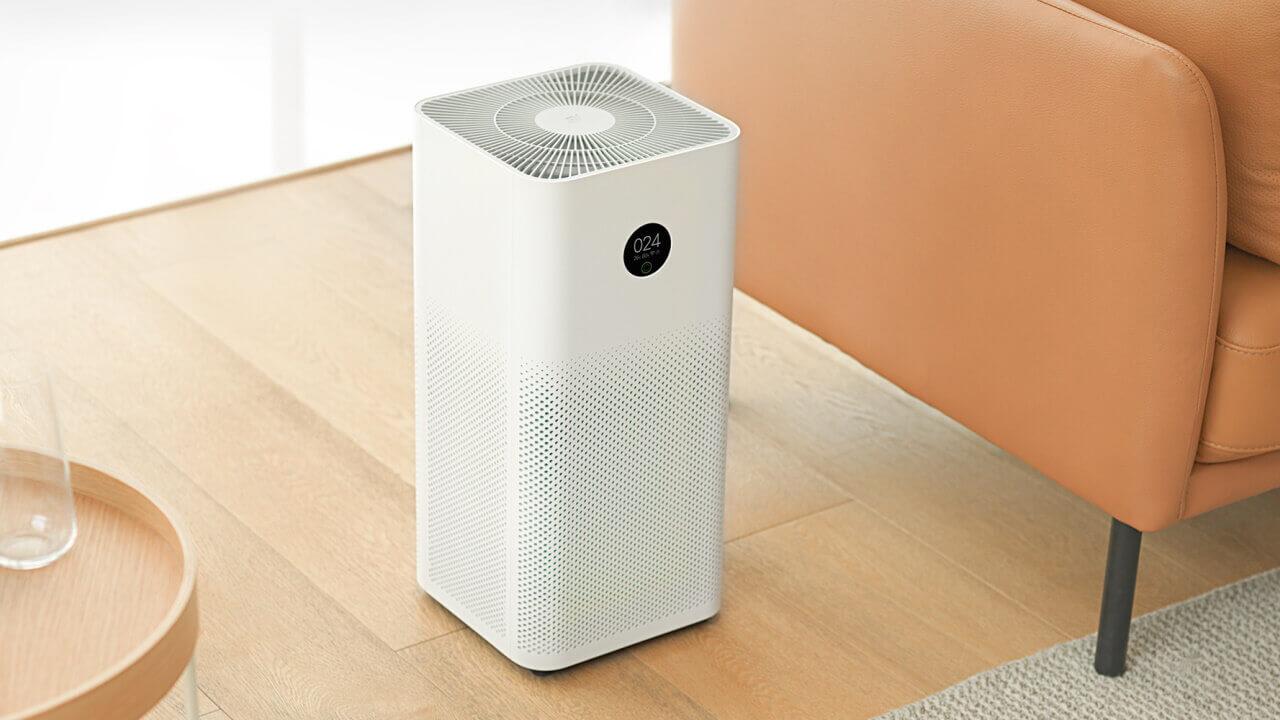 Xiaomiスマート空気清浄機「Mi 3H」早くも10%引き特価