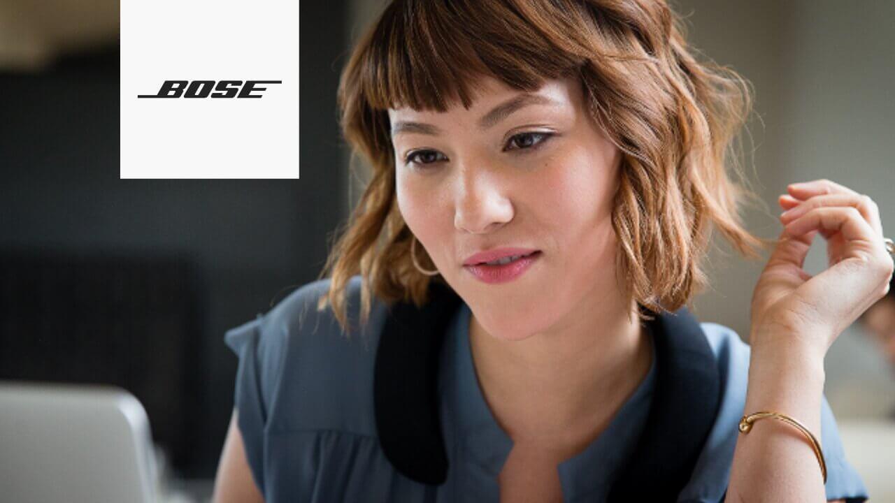 2月17日限定!Bose製品が20%引き超特価