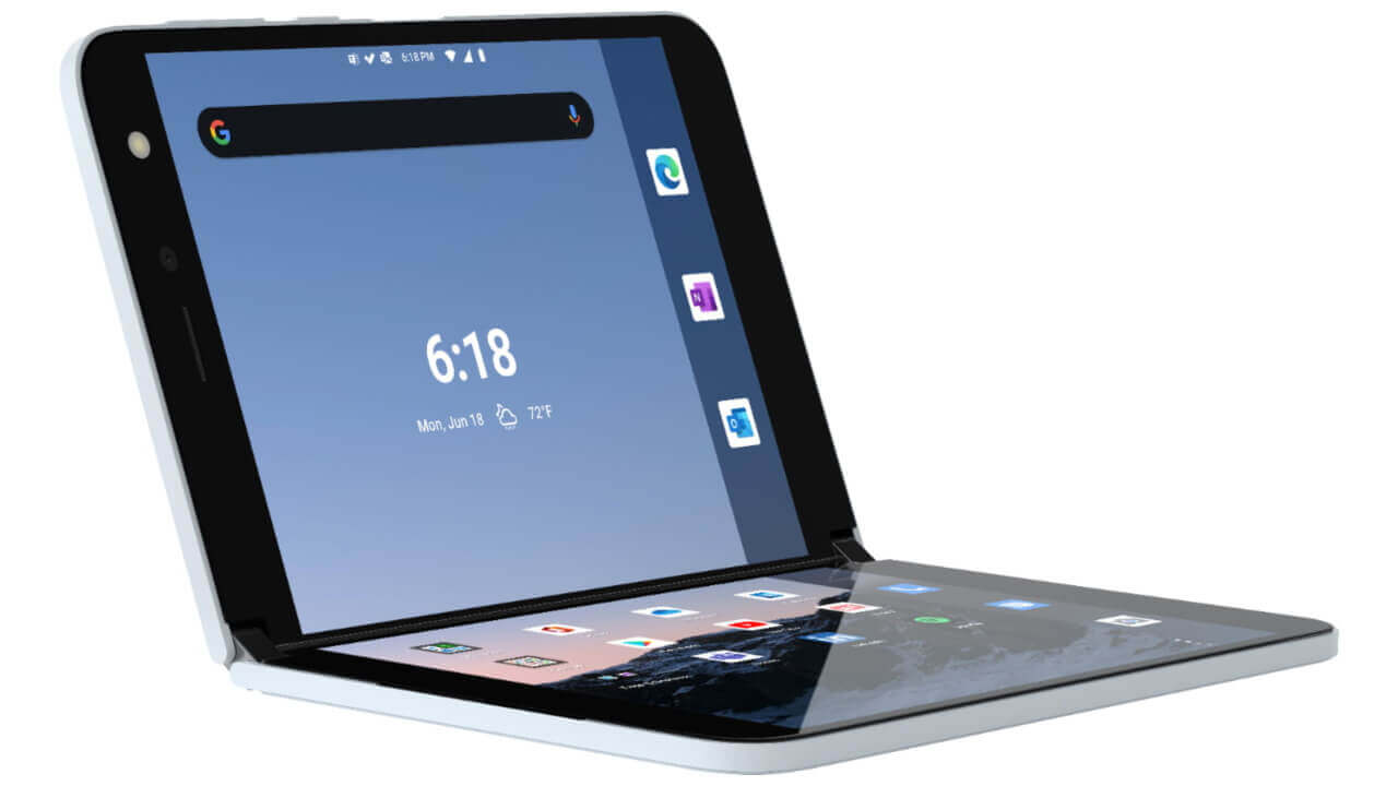 「Surface Duo」ついに$400引きに