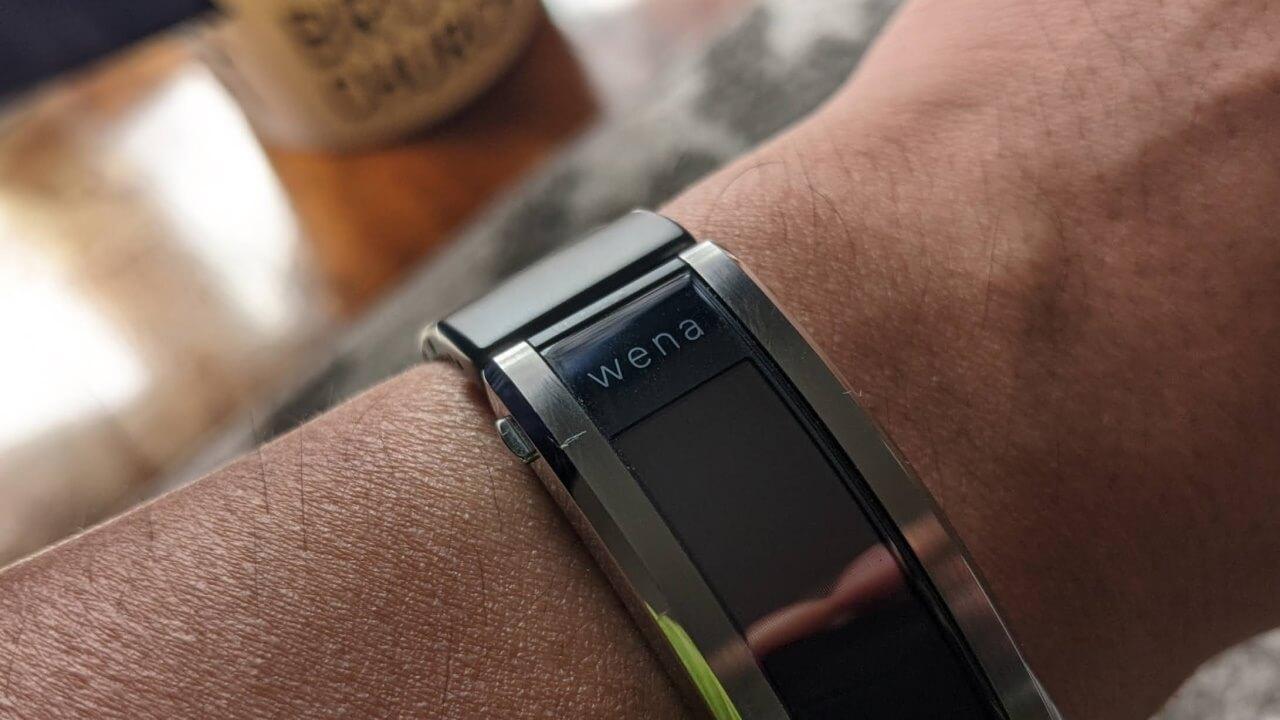 通知改善!「wena 3」にv1.71JPアップデート配信