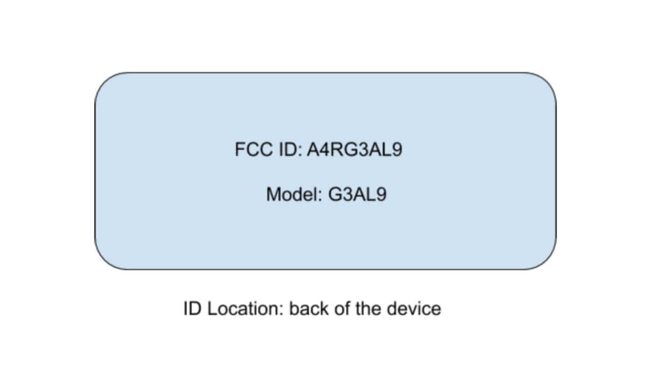 謎!Google製未発表「G3AL9」FCC認証取得