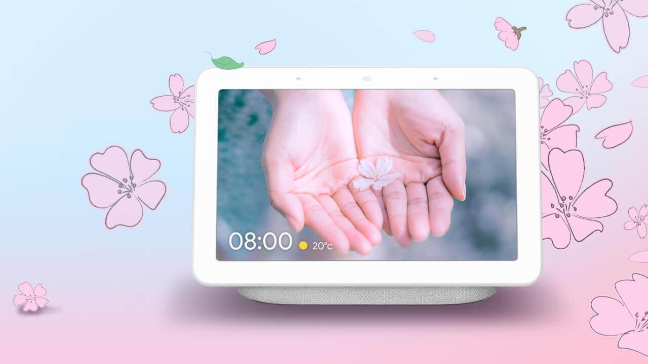 Googleストアで「Nest Hub」3,400円引き超特価【3月26日まで】