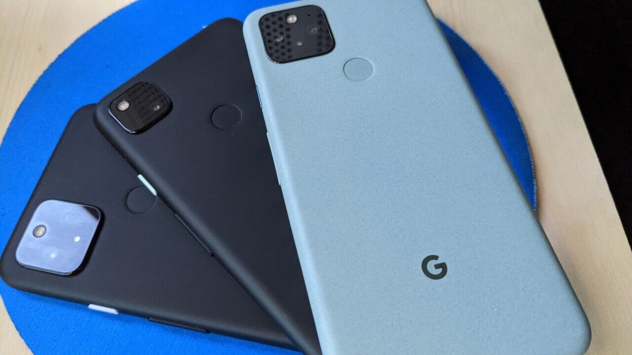Android Autoバグ修正!国内版「Pixel 3/3a/4/4a/4a(5G)/5」2021年3月のアップデート配信