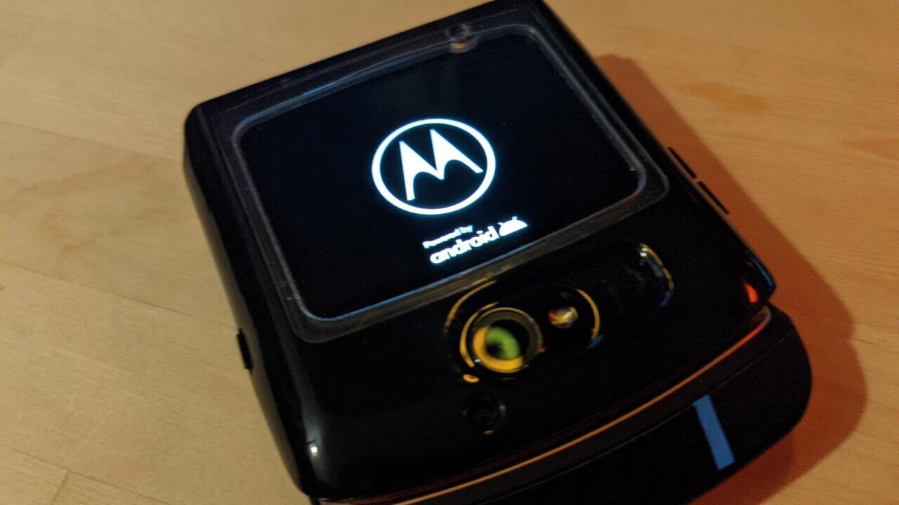 初!国内SIMフリー「Motorola Razr 5G」ソフトウェアアップデート配信【4月21日】
