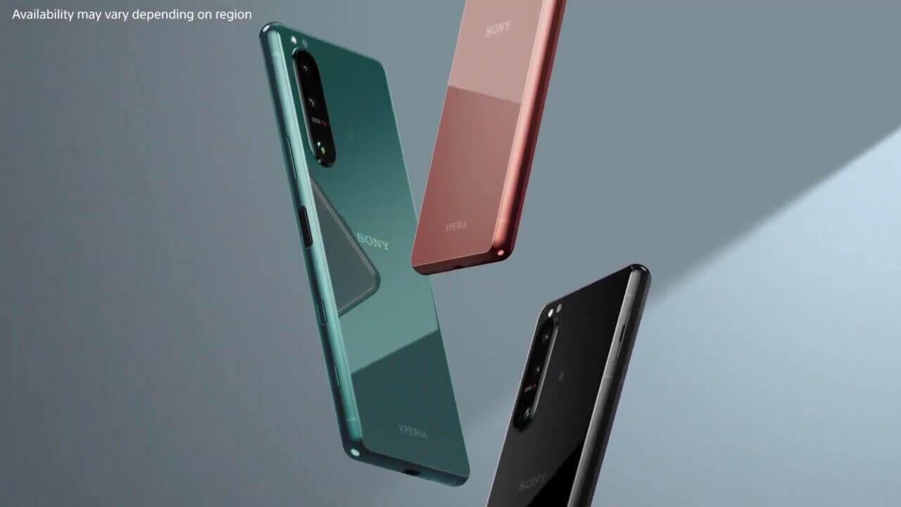 Sony、5G対応「Xperia 5 III」正式発表