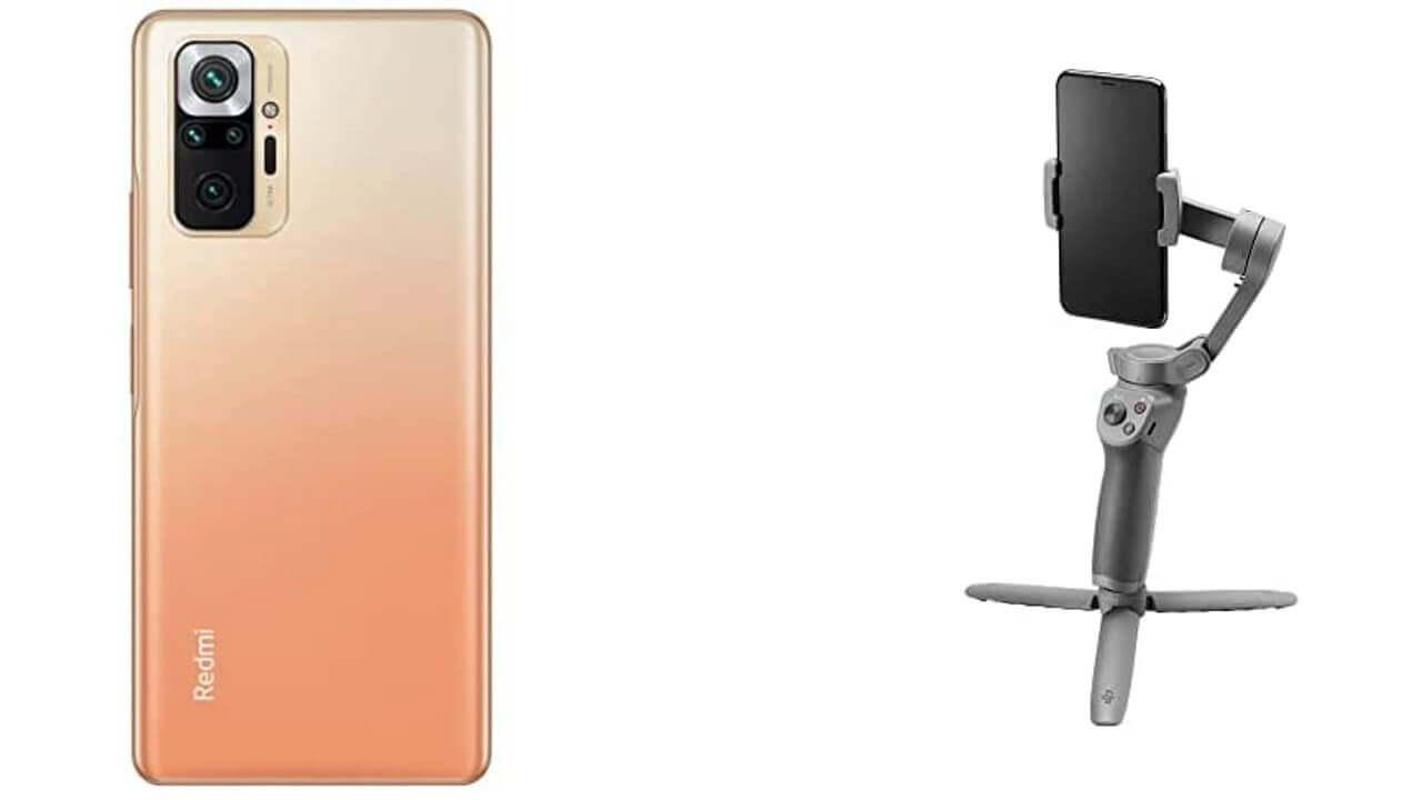 AmazonがSIMフリースマートフォンのジンバルセットを販売し始めた