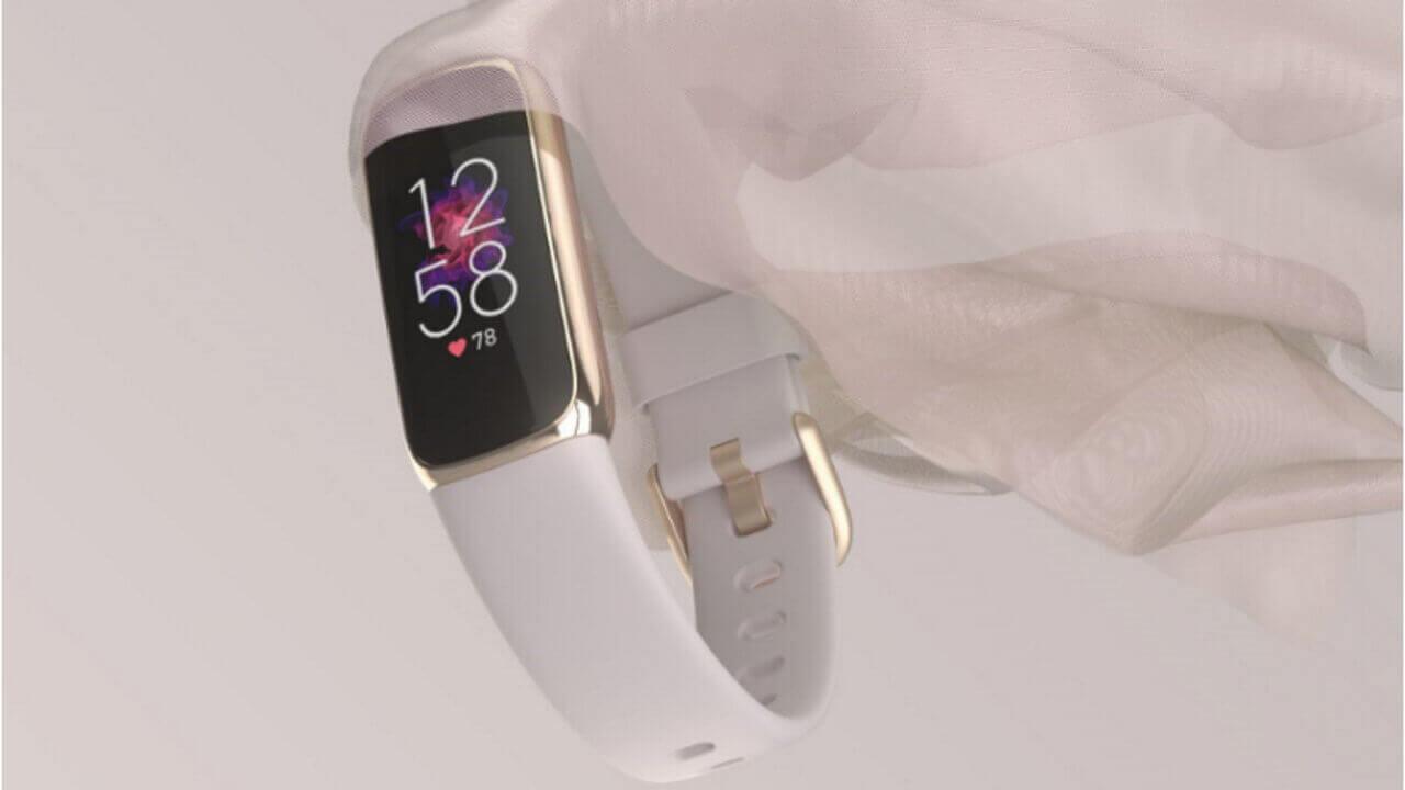 国内Googleストアで「Fitbit Luxe」発売