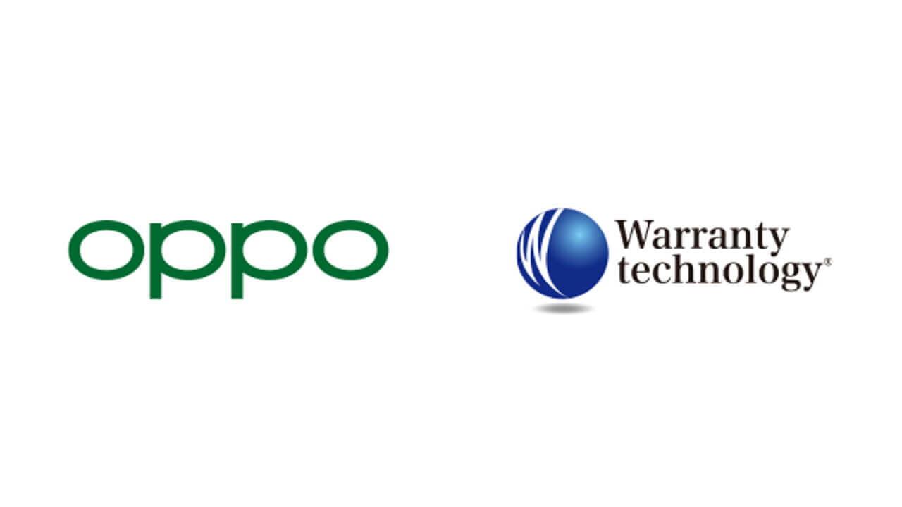 オウガ・ジャパン、有償「OPPO Care 画面割れ保証サービス」6月11日提供開始