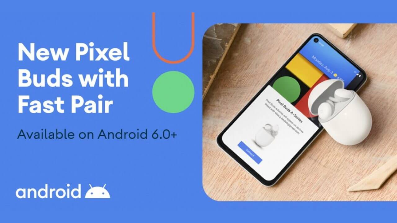 フライング!Googleが新型「Pixel Buds A」誤発表