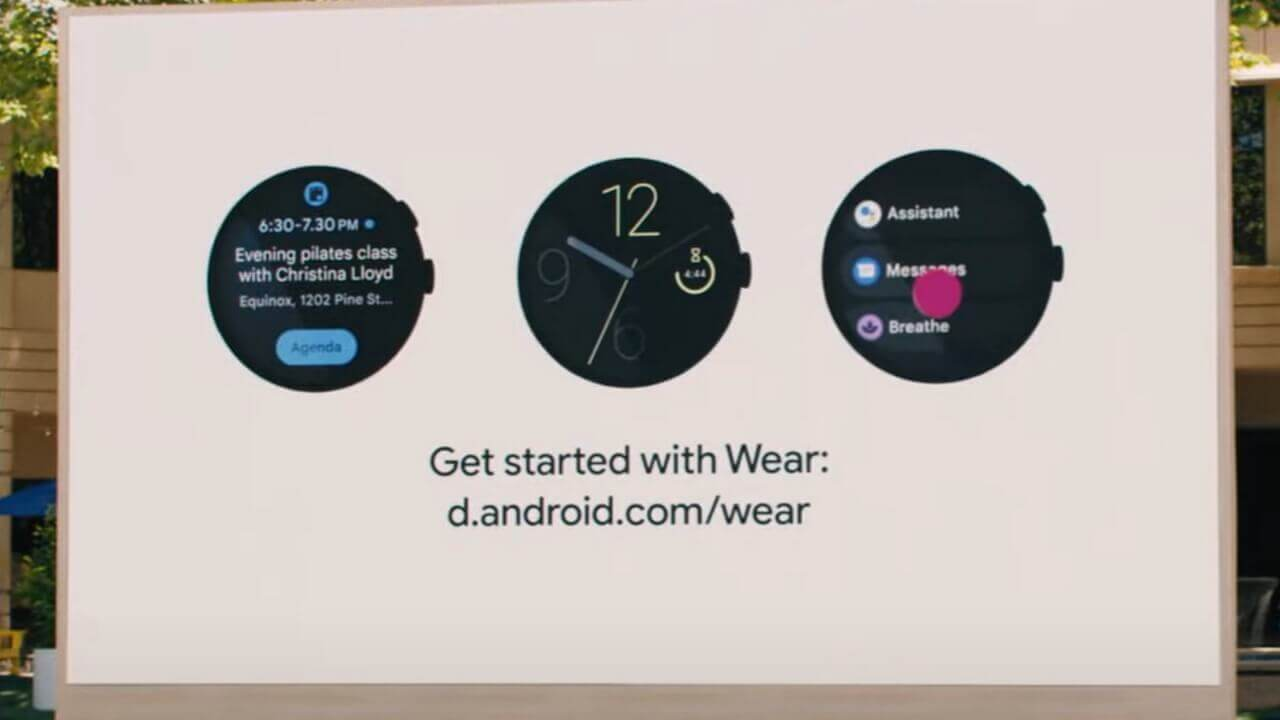 Wear OS刷新!「YouTube Music」オフライン再生対応などなど【Google I/O 2021】