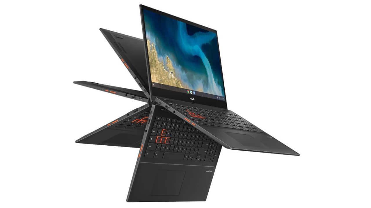 Ryzen搭載「Chromebook Flip CM5」Amazonで9%引き特価