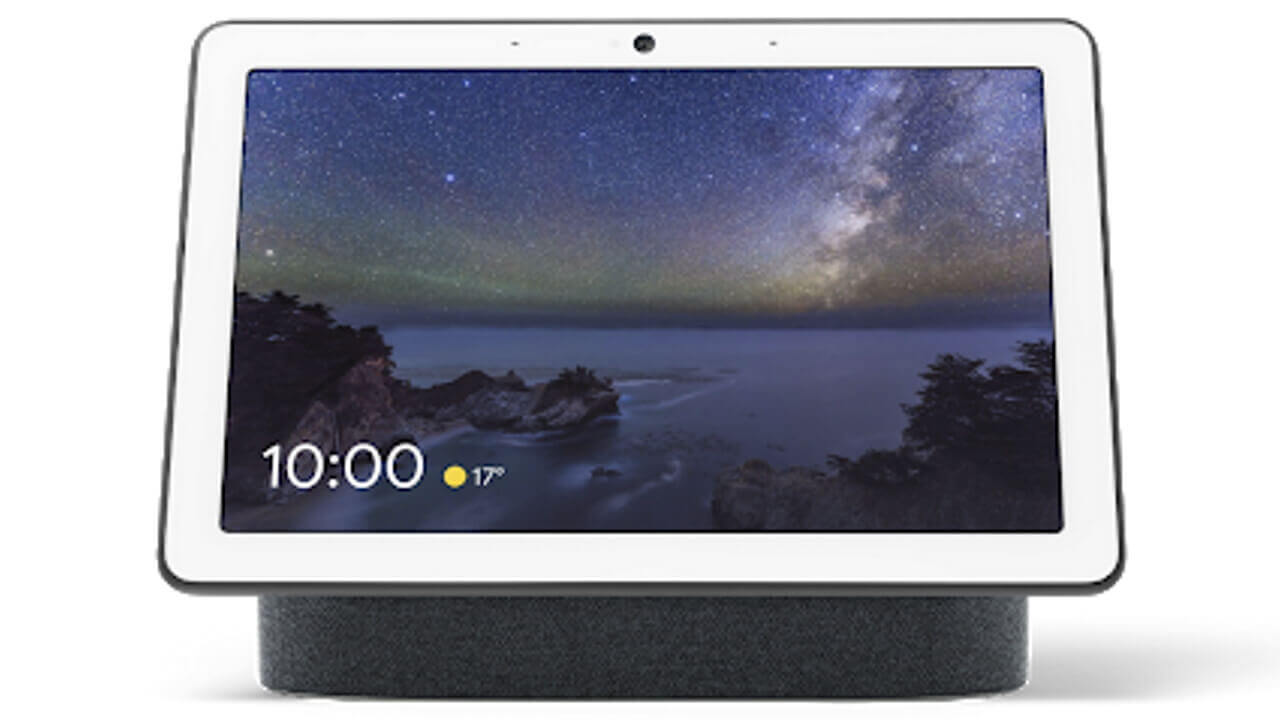 本日最終!Googleストアで「Nest Hub Max」3,400円引き特価