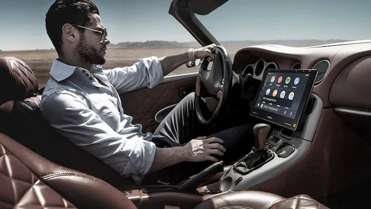 Sony、Android Auto対応新型カーオーディオ「XAV-9500ES」発表