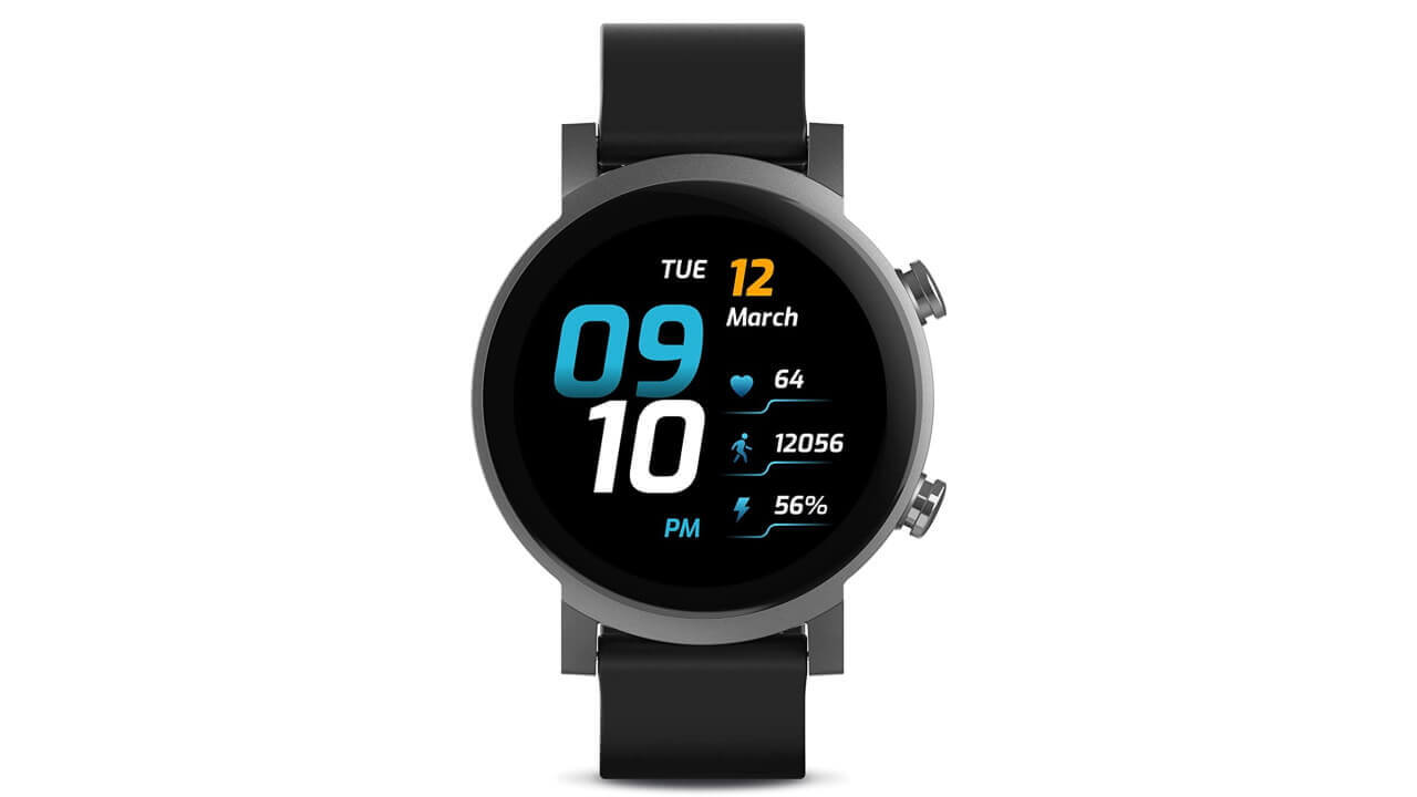 Wear OS 3対応!Amazonで「TicWatch E3」19%引き特価