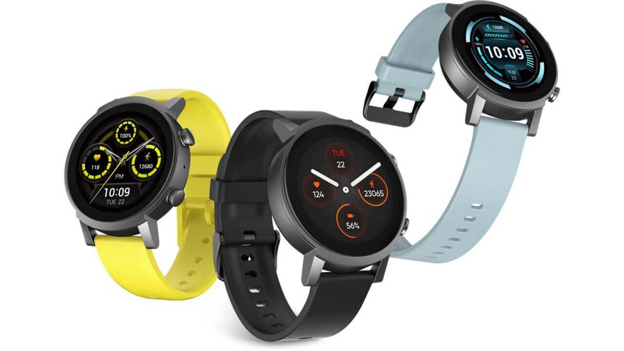 新型Wear OS「TicWatch E3」7%引き特価【Amazonタイムセール祭り】