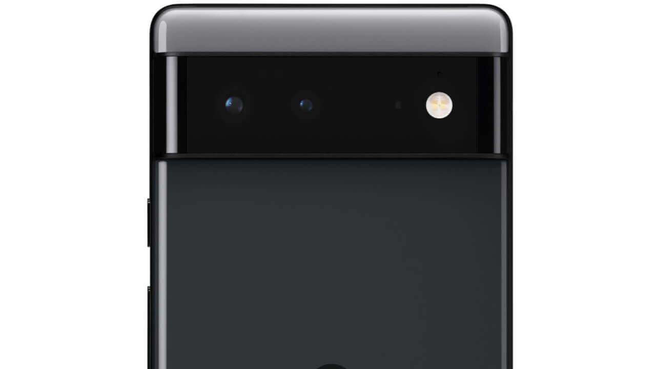 Pixel 6-Black
