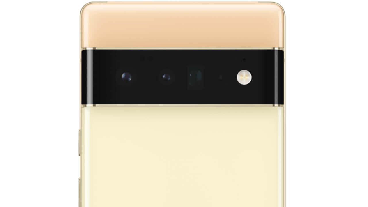Pixel 6 Pro-Yellow
