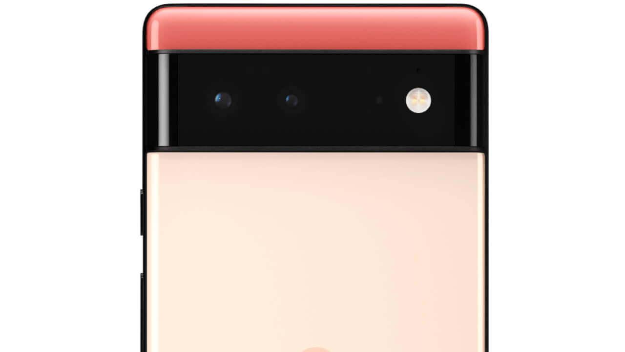 Pixel 6-Red